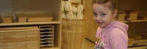 Montessori application process