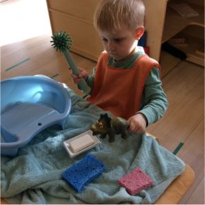 Independence and the Montessori Child